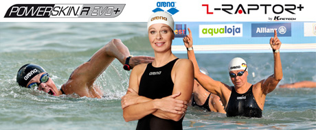 Angela Maurer - Open Water Swimming World Champion