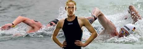 Thomas Lurz - Open Water Swimmer Champion