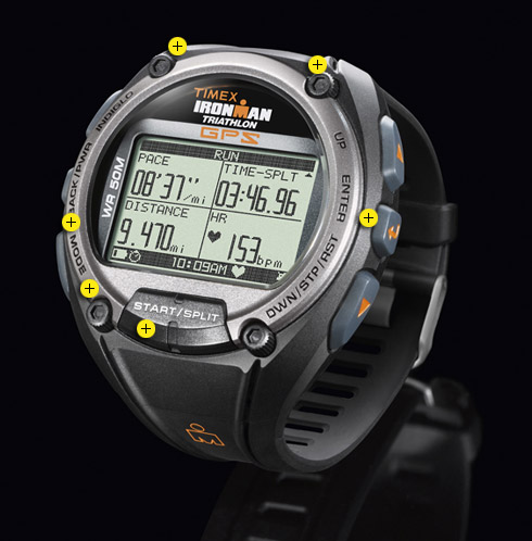 Timex GPS Global Trainer