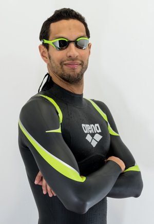 Mário Bonança - Arena Carbon Wetsuit Open Water Swimming