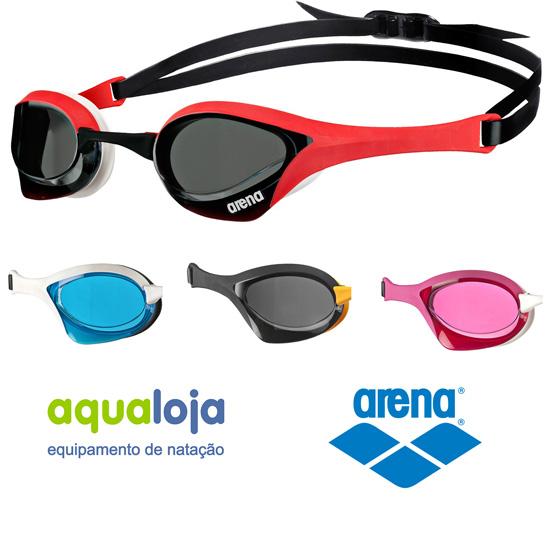 7deefd27c Cobra Ultra - Óculos de Natação Arena - aqualoja: equipamento natação