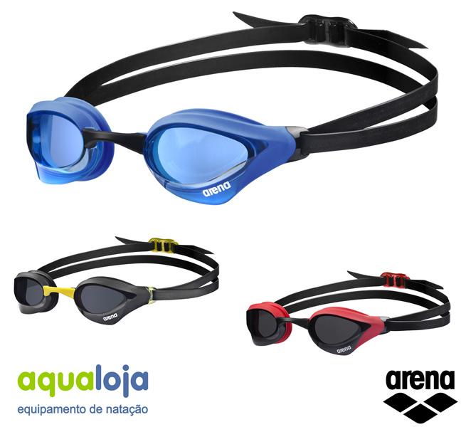 e54140e67 Arena Cobra Core - Óculos de Natação - aqualoja: equipamento natação