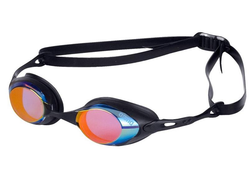 b7608d6ce ... branco / verde lima · Óculos Natação Cobra espelhados - lente azul  multicolor / preto