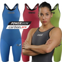 Arena Carbon Pro Mark 2 - Powerskin Woman