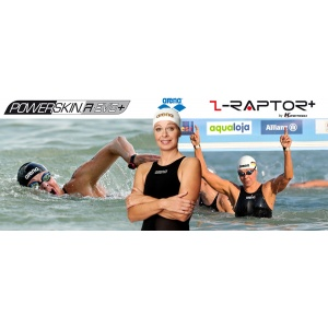 Angela Maurer - Ladies Powerskin R-Evo+ Open Water